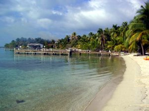 IZE Dock at Southwater Caye
