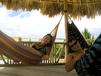 Thatch Caye Resort - Belize Honeymoon