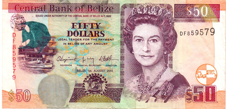 Belize Money And Communications